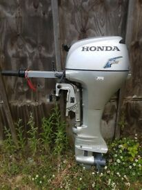 Honda 15hp 4 stroke Outboard Engine