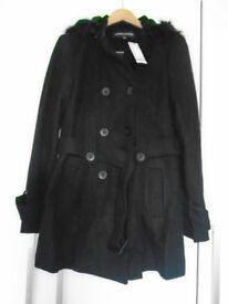 Ladies Coat - Size 12 (NEW)