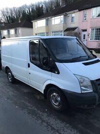 Mk7 Ford transit van for sale