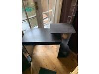 Slim desk
