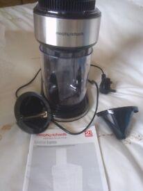 Brand new Morphy Richards Spiralizer REDUCED PRICE!!!