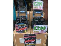 Wholesale / Bulk Rates - Petrol Pressure washers Draper, Proplus, Jefferson - Lift From Barrel