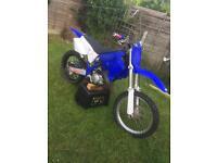 Yz 125 Yamaha not cr kx rm sx