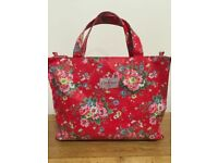 CATH KIDSTON RED SHOPPING/TOTE BAG