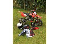 TOX 50 cc Pit Bike