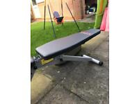 York Fitness 13 in 1 Exercise Bench