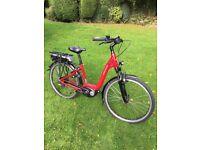 Ladies Riese & Muller Wave Harmony Electric Bike