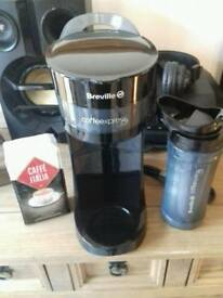 Filter coffee machine on the go brand new