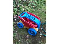 Toddler outdoor toy