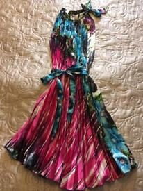 Colorful dress size 8/10
