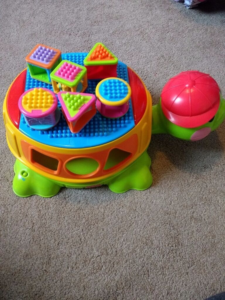 Fisher Price Musical Shape Sorter