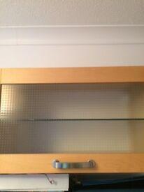 3 Ikea storage cupboards