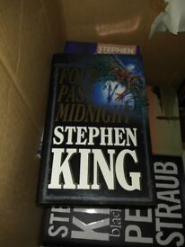 Stephen King Hardback Book - Four Past Midnight - Perfect Condition
