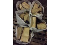 Kindling and logs for sale