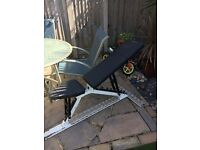 Incline & flat bench for sale