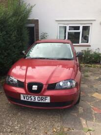 For sale seat 2003