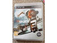 Skate3 ps3 game!