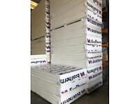 25mm 50mm & 100mm Insulation Board (Ecotherm, Celotex) large quantities available