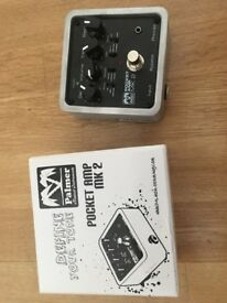 Palmer Pocket AMP MK2 guitar pedal