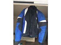 Frank Thomas Water Resistant Motorbike Jacket