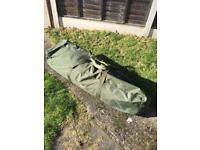 Nash double top extreme 2 man bivvy tent. Massive amount of fishing gear for sale!