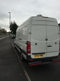 Man and Van from just £20 an hour