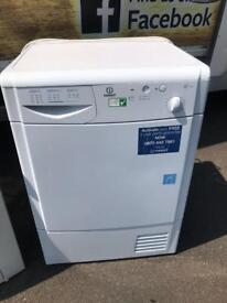 Indesit condenser dryer £75 guaranteed working