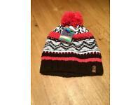 Roxy bobble hat - women's - one size