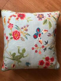 Feathered Cushions