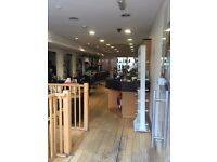 NAIL BUSINESS OPPORTUNITY- GROUND FLOOR FOR RENT IN BEAUTY SALON