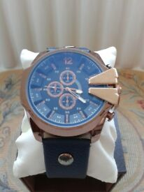 *** BRAND NEW / NEVER WORN / UNWANTED GIFT / GENTS NICE WRIST WATCH ***