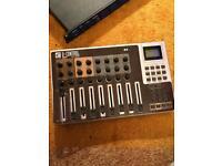 Evolution u-control usb UC-33 midi control studio equipment
