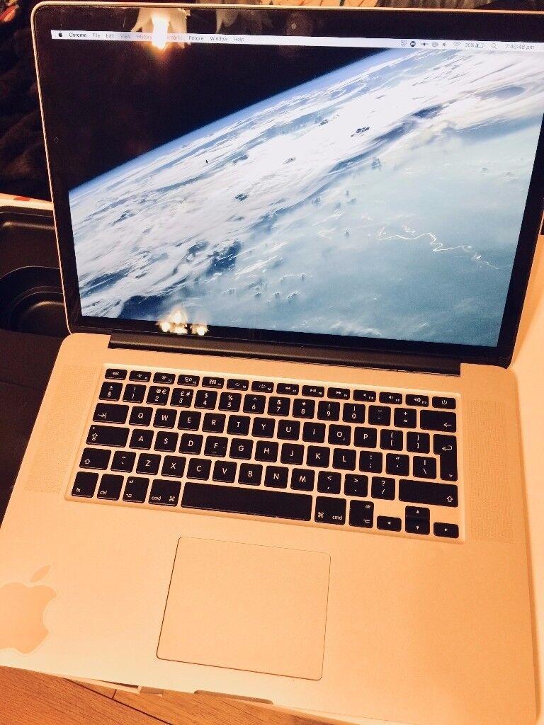 Macbook Pro Retina 15 (Mid 2015, Core i7) Low Price4Quick Sale