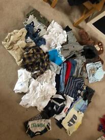 Boys 6-9 month bundle 38 items
