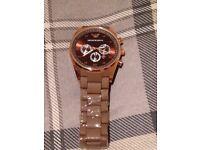 Armani looker dress watch