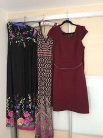 Size 18 bundle of clothes