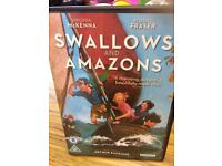 Swallows and Amazons DVD