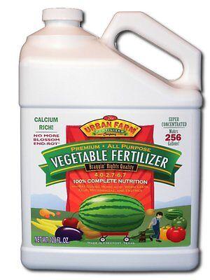 Urban Farm Fertilizers, 1 gallon All-Purpose Vegetable -