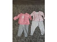 3-6 months girls outfits