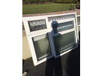4 PVC Windows