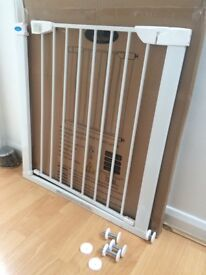 babystart baby gate- brand new, turned out we had two.