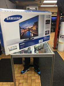 WOW TV FLAMBANT NEUVE SAMSUNG AU LED  DE 28 POUCE DANS CA BOITE SEULEMENT 149.95 $