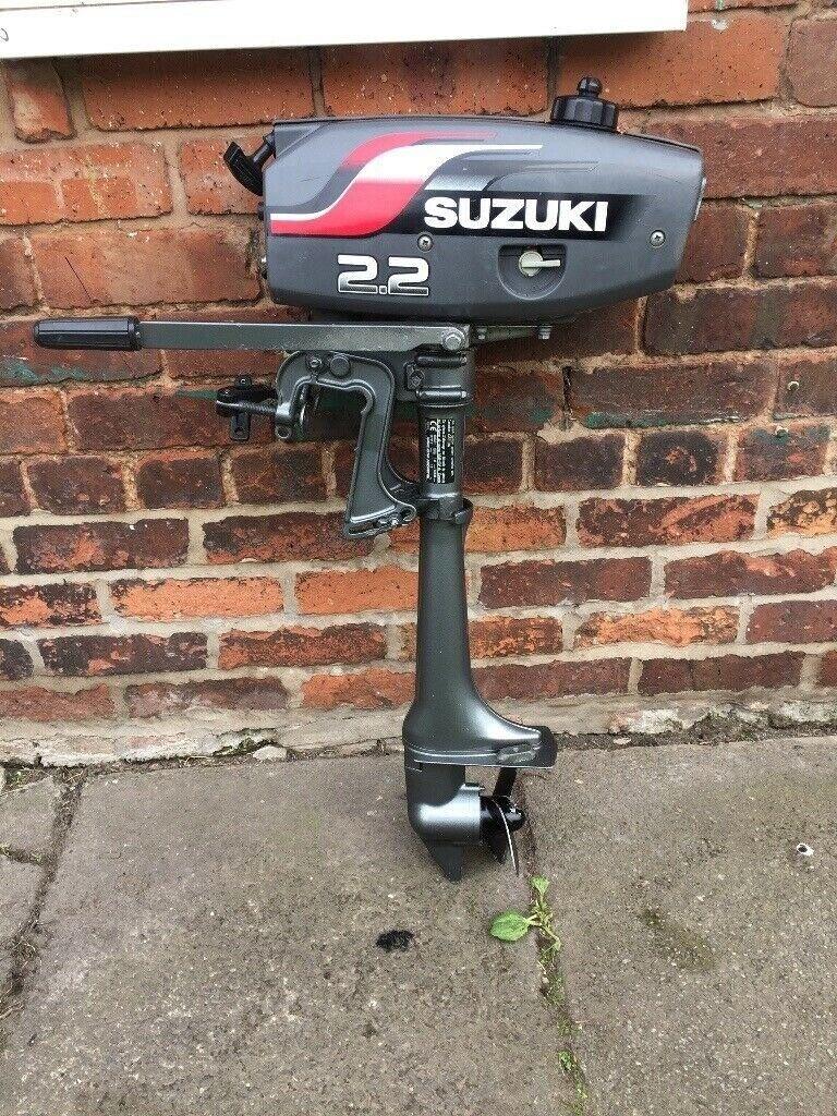 Suzuki 2 2hp Outboard | in Norwich, Norfolk | Gumtree