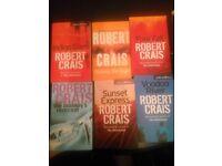 9 Robert Crais Books