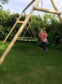 Swing and hammock