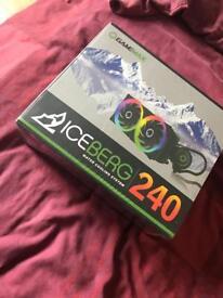 GameMax iceberg 240 dual rad water cooler
