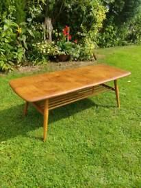 Ercol Coffe table