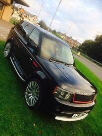 Range Rover sport Autobiography / px , swap ?