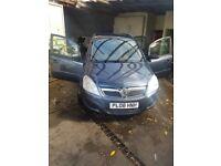 Cheap Vauxhall Zafira MPV Family Car