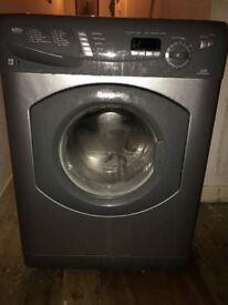 Grey Washing Machine